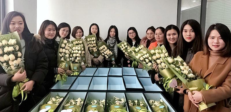 3.8妇女节公司福利