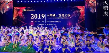 2019天鹅湖芭蕾舞