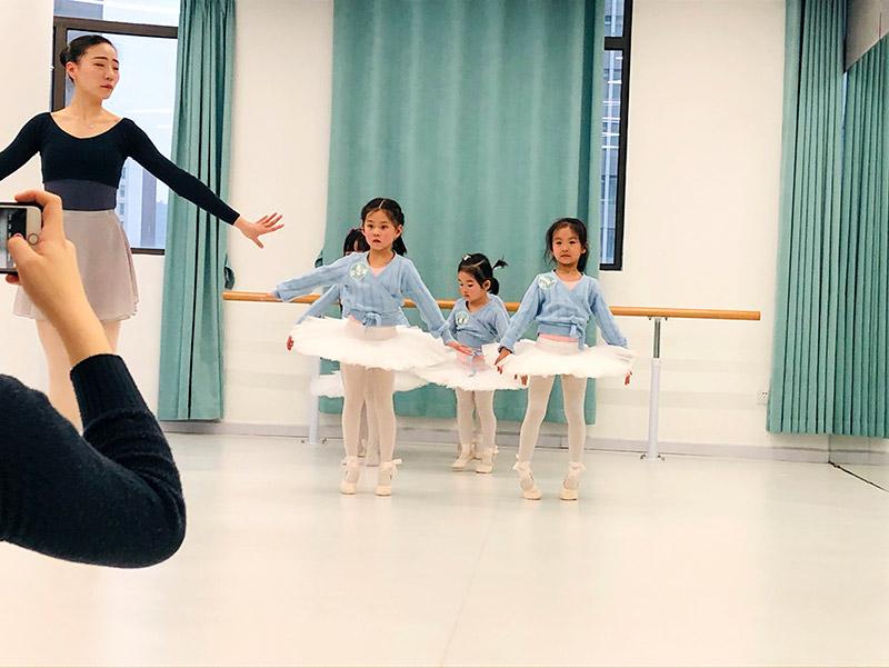 芭蕾舞培训教学