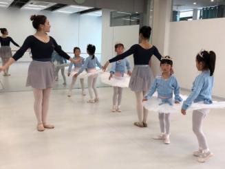 芭蕾舞培训风采
