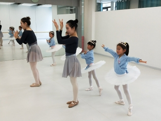 芭蕾舞教学
