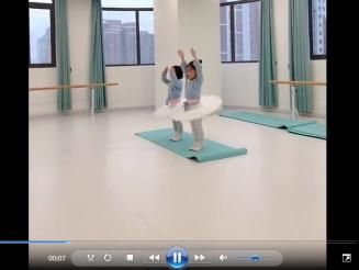 少儿芭蕾舞培训视频展示